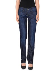 Seal Kay Independent Denim Denim Trousers Women Blue