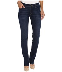 Dl1961 Coco Curvy Slim Straight In Atlas Atlas Women's Jeans Multi