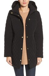 Gallery Women's Quilted Hooded Jacket