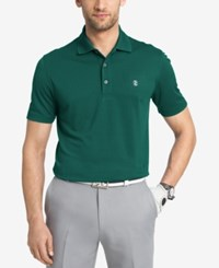 Izod Men's Golf Polo Btncl Grde