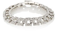 Kenneth Jay Lane Women's Pave Rhinestone Bracelet No Color