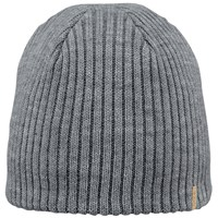 Barts Wilbert Beanie One Size Dark Grey Heather