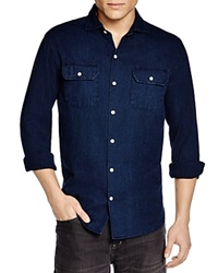 3X1 Woven Regular Fit Button Down Shirt Lyra