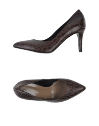 Luca Valentini Pumps Dark Brown
