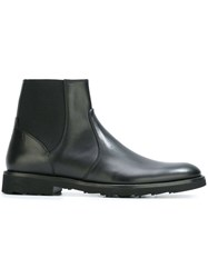 Dolce And Gabbana Chelsea Boots Black