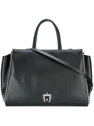 Paula Cademartori Medium 'Bea Downtown' Tote Black