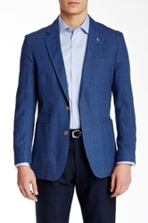 Tailorbyrd Notch Lapel Sportcoat Blue