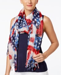 Collection Xiix Stars And Stripes Wrap Red White Blue