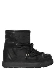 Moncler 20Mm New Fanny Nylon Boots