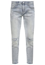 Gap Relaxed Fit Jeans Light Indigo Light Blue