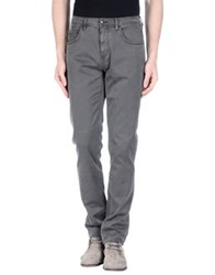 Fred Perry Casual Pants Steel Grey
