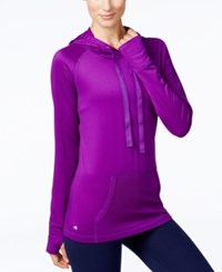 Ideology Id Warm Hoodie Only At Macy's Purple Fog