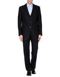 Tiziano Reali Suits And Jackets Suits Men Black
