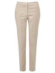 Adrianna Papell Tapered Tailored Trouser Khaki