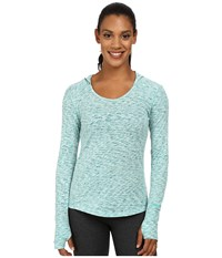 Marmot Natasha Burnout Hoodie Gem Green Women's Sweatshirt