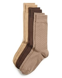 Ralph Lauren Assorted Dress Socks Pack Of 3