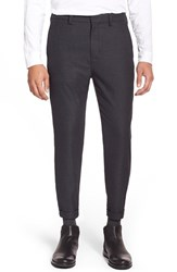 Men's Vince 'City' Cropped Chinos