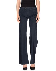 Ballantyne Trousers Casual Trousers Women Dark Blue