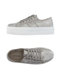 Victoria Footwear Low Tops And Trainers Women Light Grey