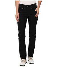 Bogner Norisa G Slim Fitting Techno Stretch Pants Black Women's Casual Pants