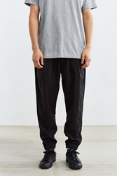 Shades Of Grey By Micah Cohen Pleated Jogger Black