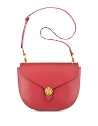 Anne Klein Pearl Large Messenger Bag Ruby