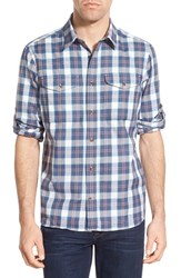 Fjall Raven Men's Fj Llr Ven 'Sarek' Regular Fit Plaid Flannel Sport Shirt