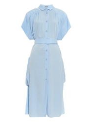 Bottega Veneta Lightweight Twill Shirtdress