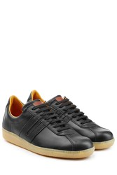 Ludwig Reiter Leather Sneakers Black