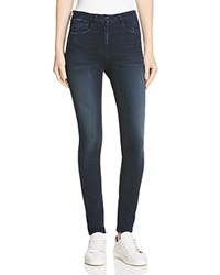 3X1 Channel Seam High Rise Skinny Jeans In Charlie