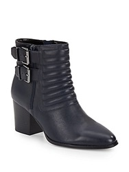 Saks Fifth Avenue Whitley Leather Booties