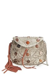 Sam Edelman Mini Thana Metal Crossbody Bag