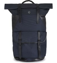 Stighlorgan Ronan Cotton Canvas Backpack Navy