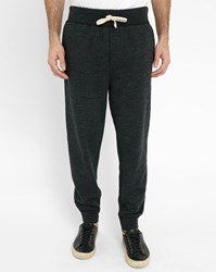Polo Ralph Lauren Mottled Charcoal Sweat Pant Joggers Grey