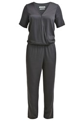 Teddy Smith Cadiz Jumpsuit Noir Black