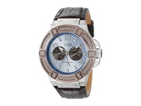 Guess U0040g10 Brown Blue Watches