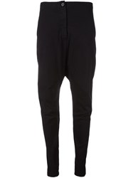 Masnada Harem Trousers Black