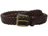 Lauren Ralph Lauren Casual Braid Belt Brown Men's Belts
