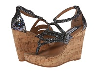 Not Rated Twin Lakes Black Women's Wedge Shoes