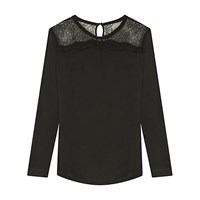 Gerard Darel Secret T Shirt Black
