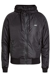 Dolce And Gabbana Hooded Jacket With Wool None