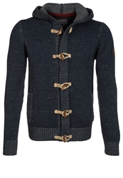 Petrol Industries Cardigan Deep Navy Dark Blue