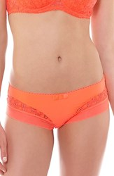 Women's Huit 'De L'air' Lace Trim Briefs
