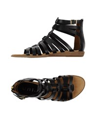 Unisa Footwear Sandals Women Black