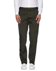 Joseph Trousers Casual Trousers Men Military Green