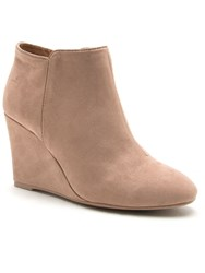 Qupid Vermont Ankle Boot Taupe