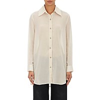 Simon Miller Women's Kia Cotton Twill Shirt Nude