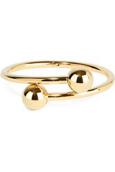 J.W.Anderson Gold Plated Cuff