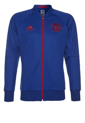 Adidas Performance Manchester United Club Wear Collegiate Royal Real Red Blue