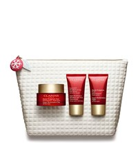 Clarins Super Restorative Collection Replenishing And Plumping Essentials Female